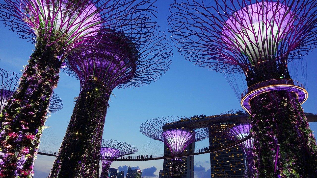 екскурзия до сингапур