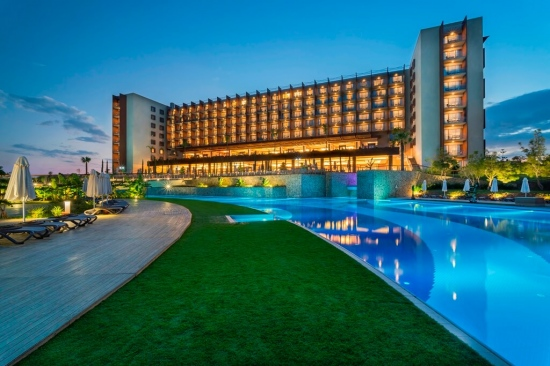 Почивка в CONCORD RESORT & CASINO 5*