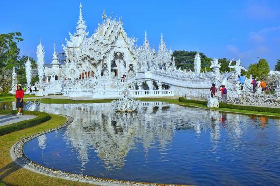 Пътешествие в Северен Тайланд + Златния триъгълник и Мианмар (Бирма)