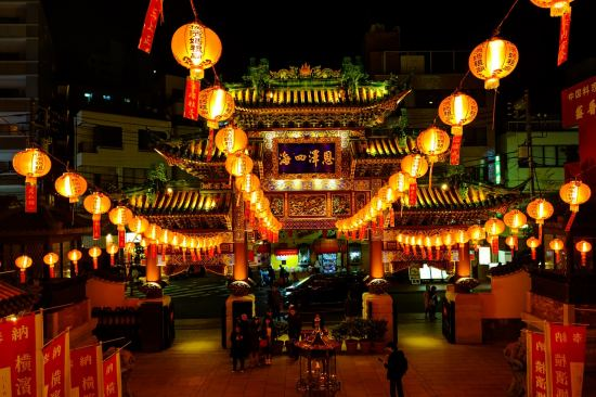 Китай - от древното към модерното април 2020